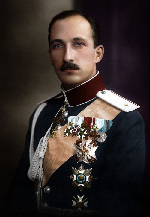 Царь Болгарии Борис III.