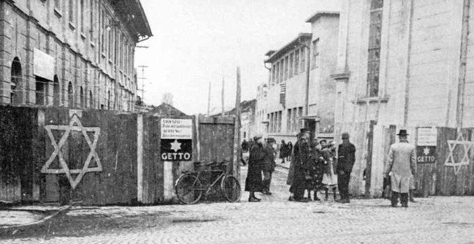 Гомельское гетто. 1941 г.