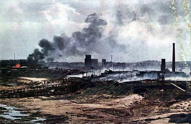 Витебск. 11 июля 1941 г.