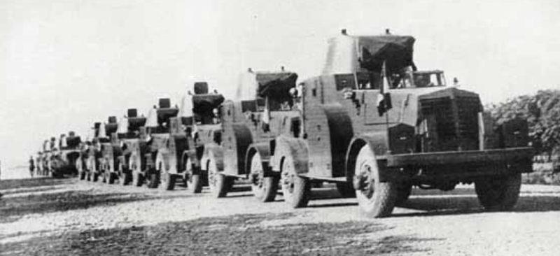 Англичане продвигаются вглубь Ирана. Август 1941 г.