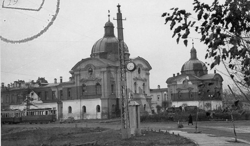 Первые дни оккупации. Октябрь 1941 г.