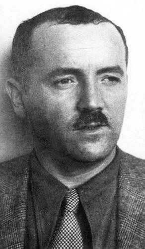 Александр Орлов – резидент НКВД в Испании.