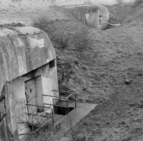 Убежище в годы войны и сегодня.