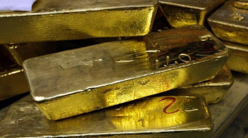 Так могло выглядеть переплавленное испанское золото.
