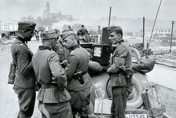 Бой за город. 23 июня 1941 г.