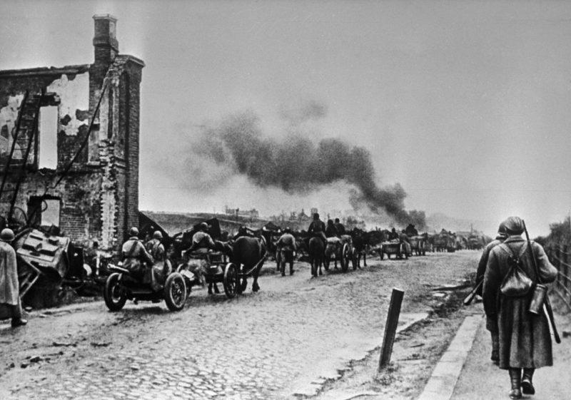 Первое освобождение Ельни. 6 сентября 1941 г.