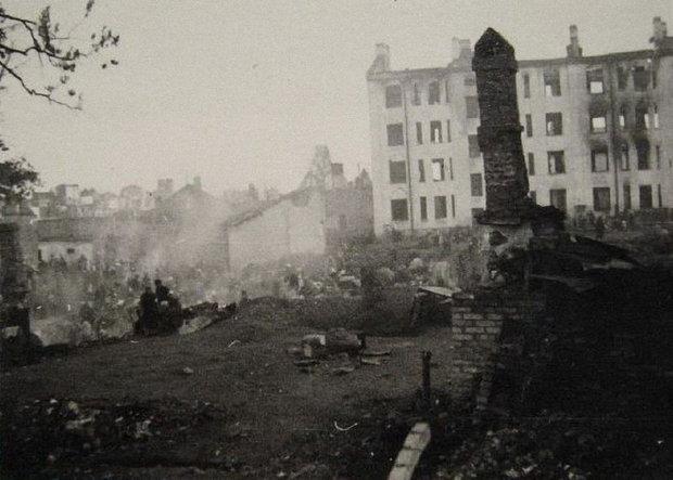 Витебское гетто. 1941 г.