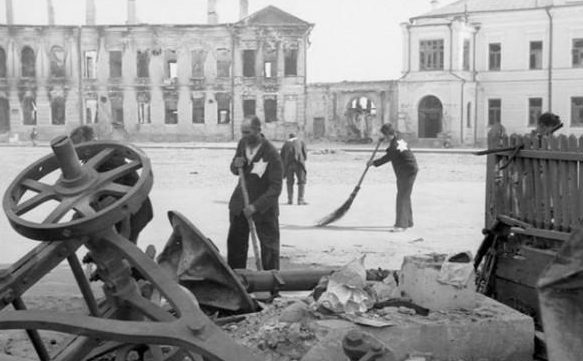 Могилевское гетто. Август 1941 г.
