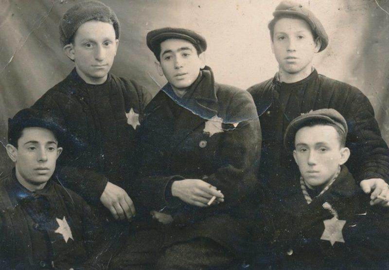 Гродненские евреи. 1941 г.