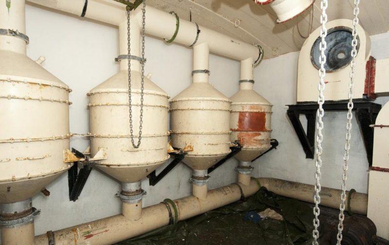 Станция фильтрации воздуха.