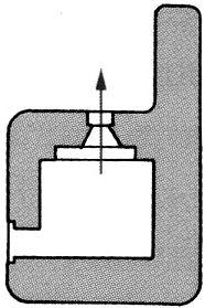 План блокпоста BEF типа W1.
