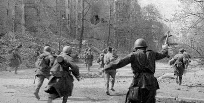 Бой за Ельню. .30 августа 1943 г.