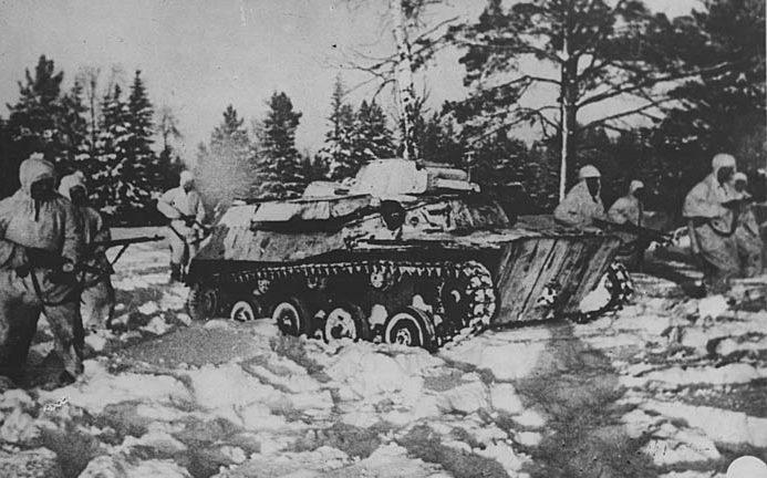 Наступление под Калининым. Декабрь 1941 г.