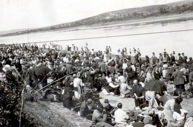 Депортация евреев из гетто. 1941 г.