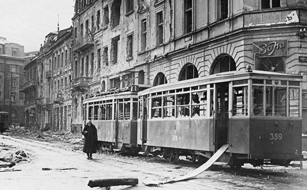 Бомбардировка союзниками Софии. 30 апреля 1944 г.