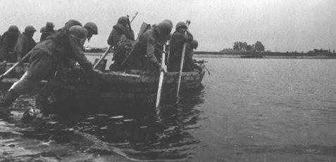 Штурм Разумовского плацдарма. Октябрь 1943 г.