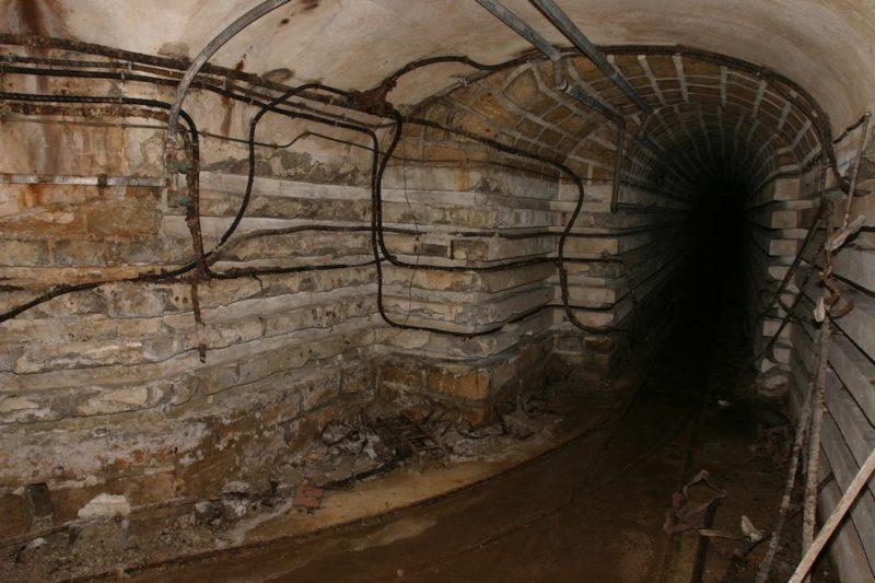 Подземелья блока №3.