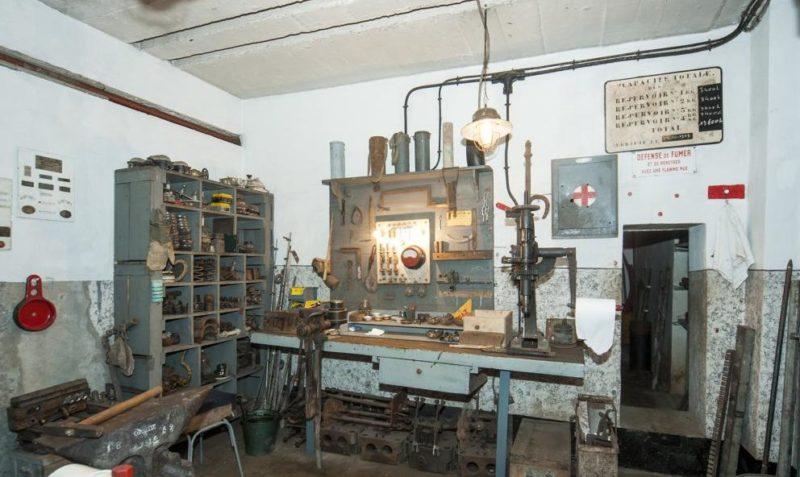 Механическая мастерская.