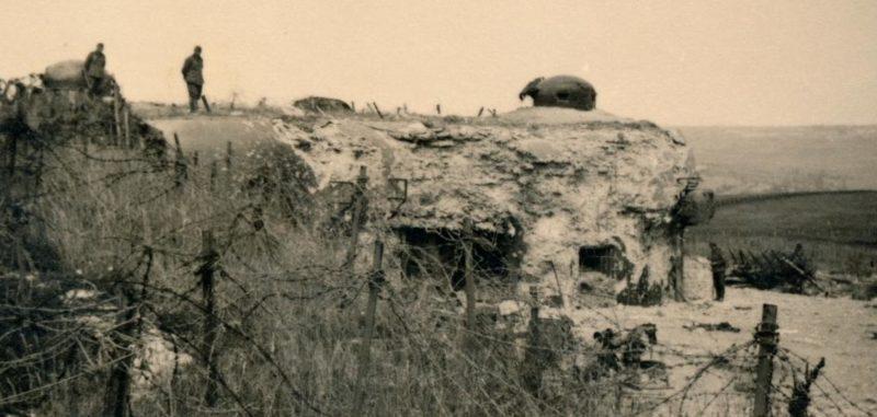 Блок №3 в годы войны и сегодня.