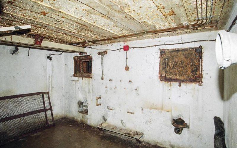 Боевая комната форта.