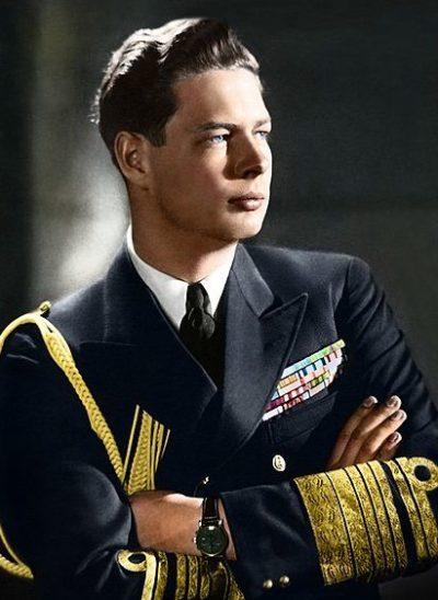 Король Румынии Михай I.