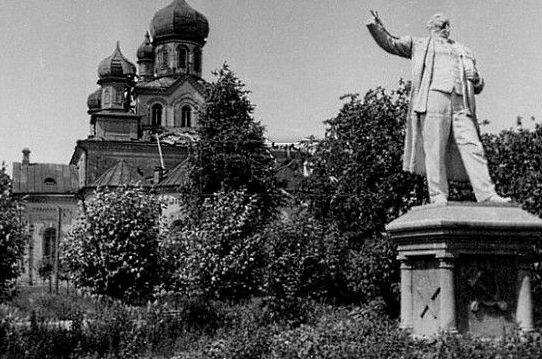 Еще мирный Бобруйск. Июнь 1941 г.