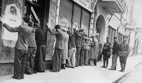 Аресты евреев.