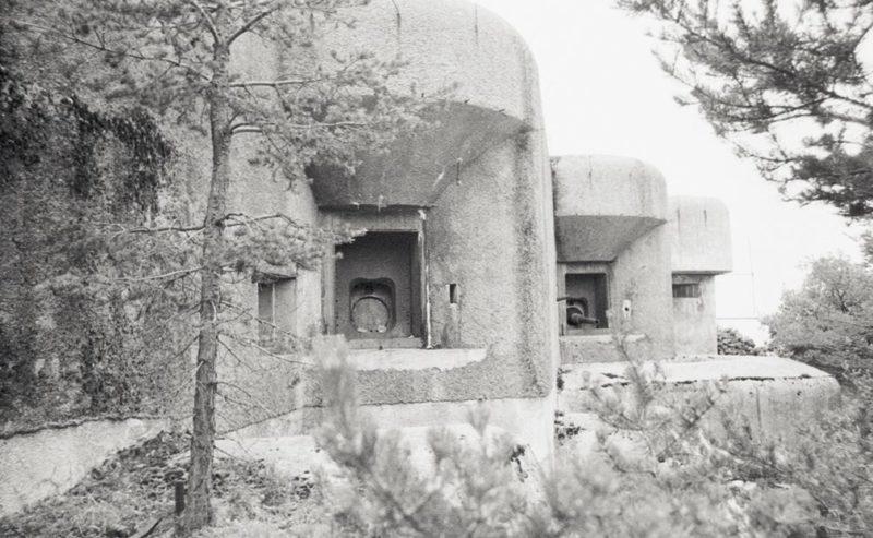Боевой блок форта «Monte Grosso». 1939 г.