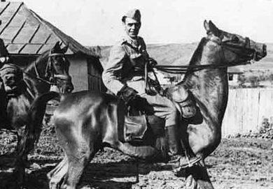 Румынская кавалерия на Восточном фронте. 1943 г.