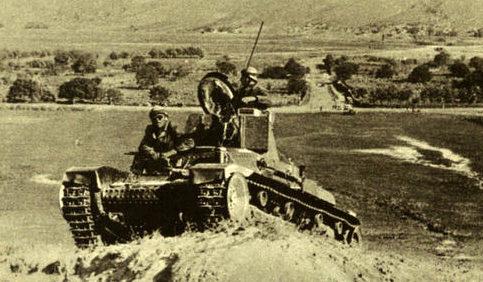 Переправа через реку Прут. Бессарабия, июнь 1941 г.