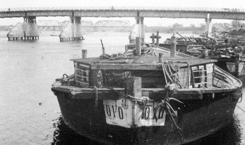 Мосты Бобруйска. 1942 г.