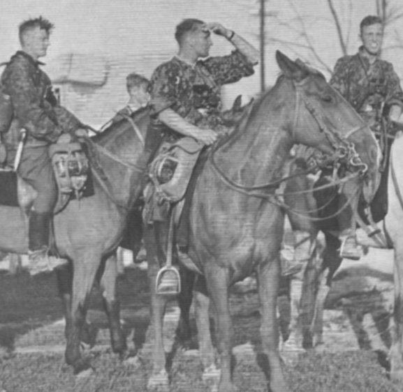 Кавалерийская бригада СС. 1939 г.