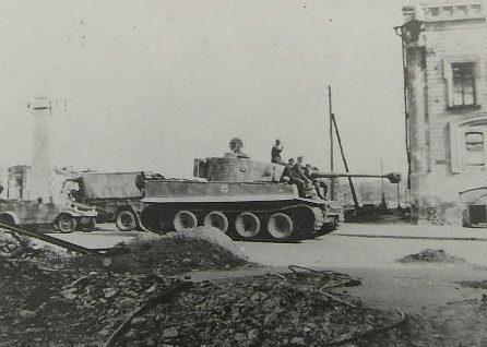 И снова в оккупации. Март-июнь 1943 г.