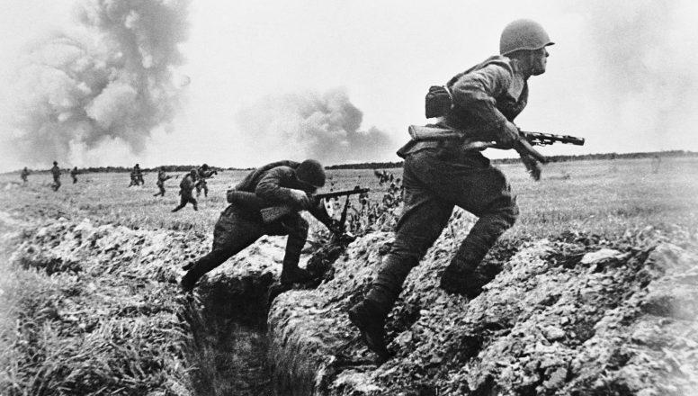 Бой на подступах к Бобруйску. Июнь 1944 г.