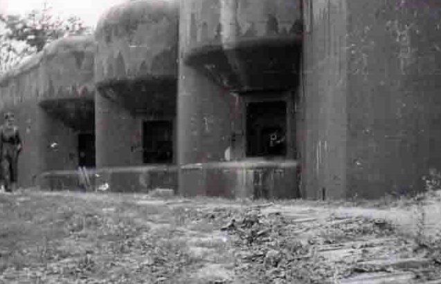 Блок №5 форта «Hackenberg». 1939 г.