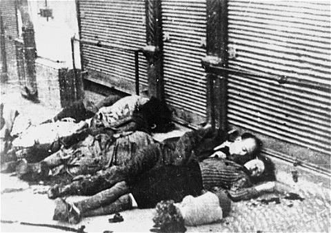 Еврейский погром в Яссах. Июнь 1941 г.