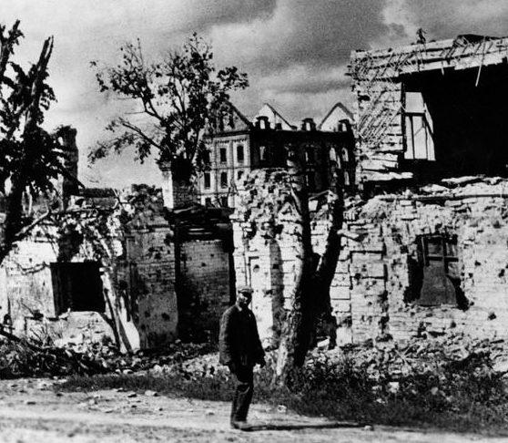 В ожидании освобождения. Июль 1943 г.