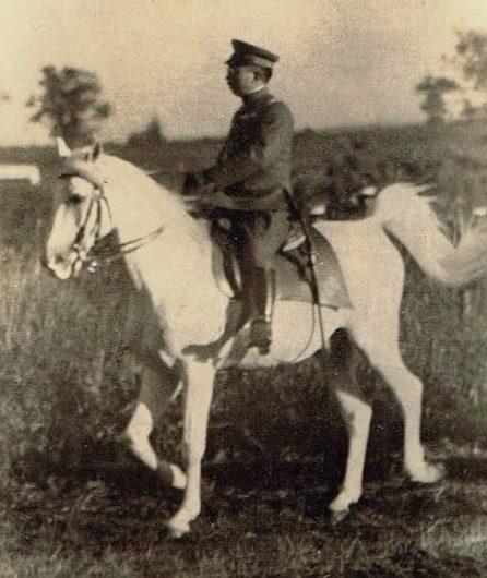 Японские кавалеристы. 1939 г.