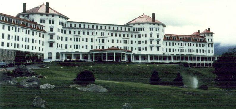 Отель «Маунт Вашингтон», где проходила Бреттон-Вудская конференция.