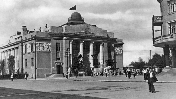 Довоенный Сталинград. 1941 г.