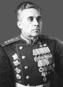 Генерал-полковник Гордов В.Н.