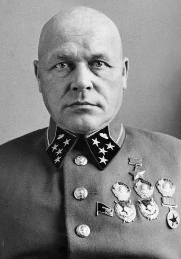 Генерал армии Павлов Д.Г.