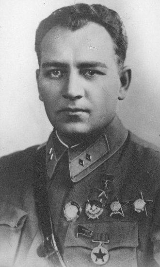 Генерал-лейтенант авиации Проскуров И.И.