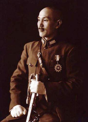Чан Кайши, 1940 г.