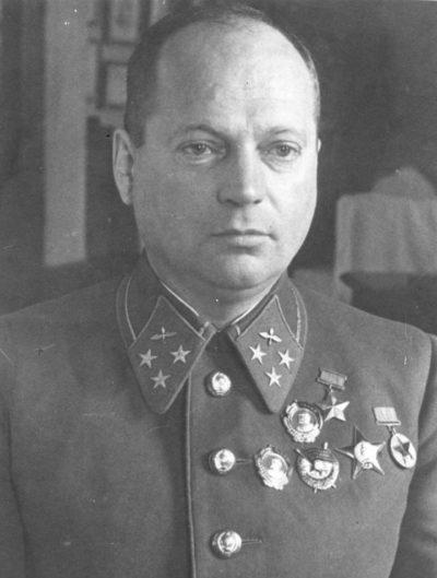 Генерал-лейтенант Птухин Е.С.