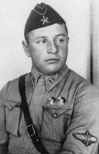 Генерал-лейтенант авиации Рычагов П.В.