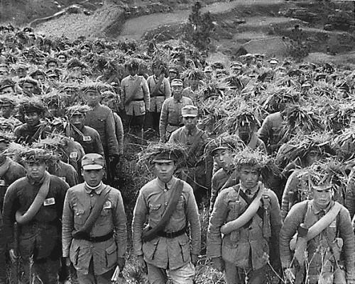 Китайская пехота. 1940 г.