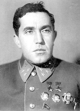 Генерал-лейтенант авиации Смушкевич Я.В. Первый дважды Герой Советского Союза.