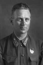 Генерал-майор авиации Шахт Э.Г.