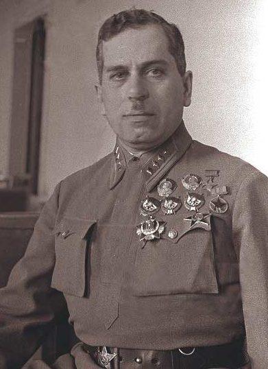 Генерал-полковник Штерн Г.М.